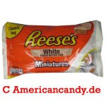 Reese's WHITE Peanut Butter Cups Miniatures GIANT 340g