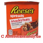Reese's Spreads Snacksters Peanut Butter Chocolate