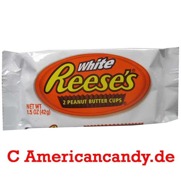 ... Shop - americancandy - - Reese's Peanut Butter Cups White Chocolate