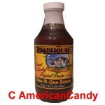 Roadhouse Sweet & Smoky Original Recipe BBQ Sauce 538g