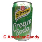 Schweppes Cream Soda incl. Pfand