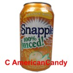 Snapple Orange Mango incl. Pfand