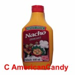 Squeeze Cheese Nacho Cheese Sauce 440ml