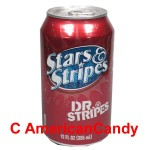 Stars & Stripes Dr. Stripes incl. Pfand