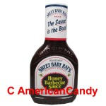 Sweet Baby Ray's Gourmet Barbecue Sauce Honey BBQ 510g