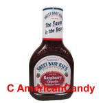 Sweet Baby Ray's Gourmet Barbecue Sauce Raspberry Chipotle 510g