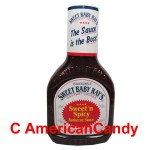 Sweet Baby Ray's Gourmet Barbecue Sauce Sweet 'n Spicy 510g