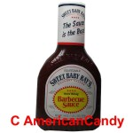 Sweet Baby Ray's Gourmet Barbecue Sauce Original 510g