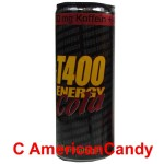 T400 Energy Cola incl. Pfand