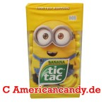 TicTac Banana Minions Big Pack limited