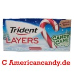 Trident Layers Candy Cane limited edition