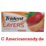 Trident Layers Strawberry + Citrus 14er
