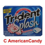 Trident Splash Peppermint Swirl 9er