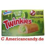 Hostess Key Lime Slime Twinkies (10 single Cakes) 385g