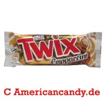 Twix Cappuccino Limited Edition