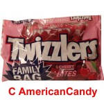 Twizzlers Cherry Bites Family Bag 610g