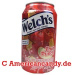 Welch's Fruit Punch incl. Pfand
