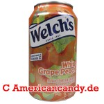 Welch's White Grape Peach incl. Pfand