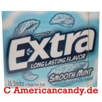 Wrigley's Extra Smooth Mint 15er