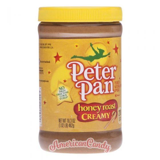 Peter Pan Honey Roast Creamy Peanut Butter 462g