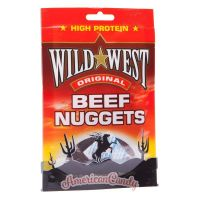 Wild West Beef Nuggets Original 25g
