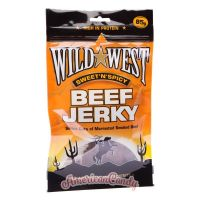 Wild West Beef Jerky Sweet'n'Spicy 85g