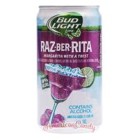 Bud Light Lime RAZ-BER-RITA