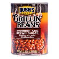 Bush's Best Grillin' Beans Bourbon and brown sugar 624g