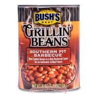 Bush's Best Grillin' Beans Southern Pit Barbecue 624g