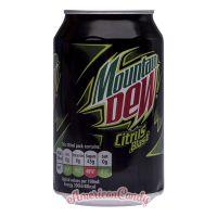 Mountain Dew Citrus Blast