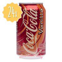 24x US Coca Cola Vanilla