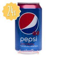 24x Pepsi Wild Cherry