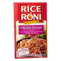 Rice-A-Roni Chicken Teriyaki Flavor