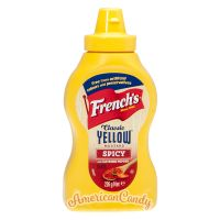 French's Classic Yellow Mustard SPICY 226g