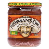 Newman's Own Natural Chunky Salsa Mild 453g