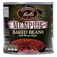 Mississippi Belle MEMPHIS Baked Beans 425g
