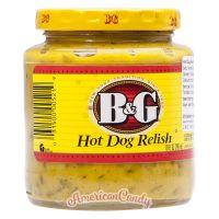 B&G Hot Dog Relish 296ml
