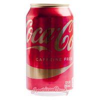 Coca Cola Caffeine Free USA