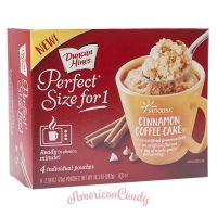 Duncan Hines Cinnamon Coffee Cake Mix 292g