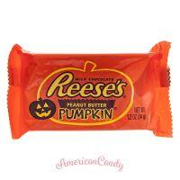 Reese's Peanut Butter Cups PUMPKIN