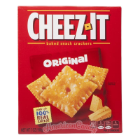 Sunshine Cheez-It Baked Snack Crackers 198g