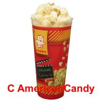 Poppy Cinema Popcorn 500 ml