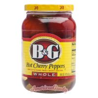 B&G Hot Cherry Peppers