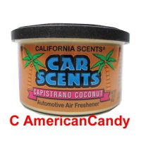 California Car Scents Lufterfrischer Capistrano Coconut