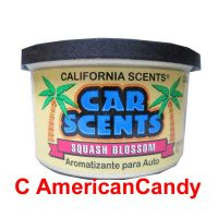 California Car Scents Lufterfrischer Squash Blossom