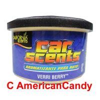 California Car Scents Lufterfrischer Verri Berry
