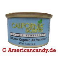 California Scents Lufterfrischer Bel-Air Blueberry