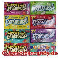 KNÜLLER 8x Ferrara Pan Chewy Candy Mix