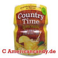 Country Time Barrel Lemonade 538g