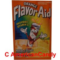 Flavor Aid Orange
